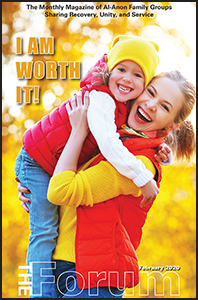 The Forum Magazine cover