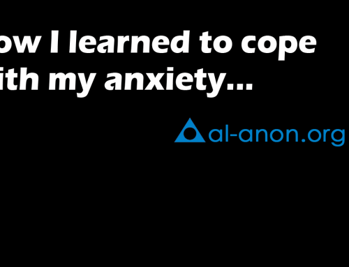How I learned to cope with my anxiety…